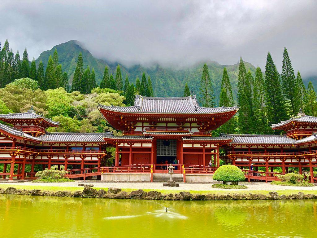 Byodo In Tempel
