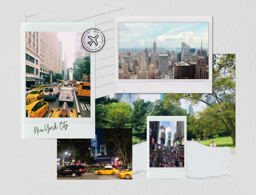 Start unserer Reise in NYC