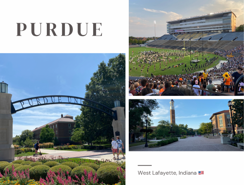 Exchange Semester Purdue